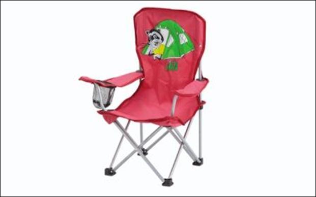 Складное кресло детское Easy Camp JUNIOR CHAIR GIRL
