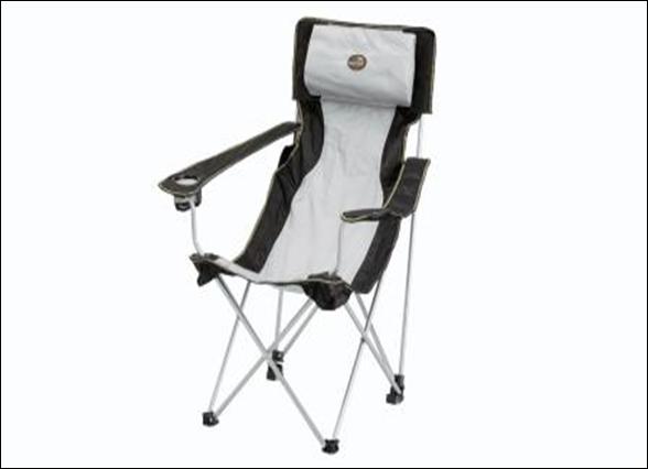 Складное кресло Easy Camp HI-BACK CHAIR