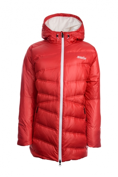 Куртка пуховая женская Swix Avalanche