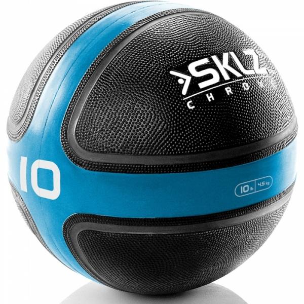 Тренировочный мяч (медицинбол) SKLZ Medicine 4.5 кг, арт. CRM-MB10-02
