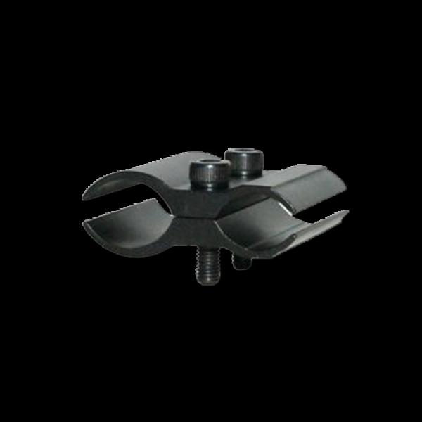 Крепление к оружию универсальное алюминиевое 2 половинки