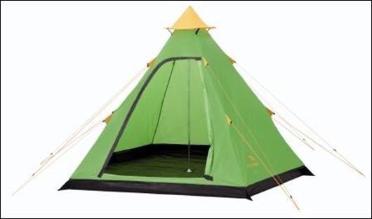 Палатка Easy Camp TIPI GREEN