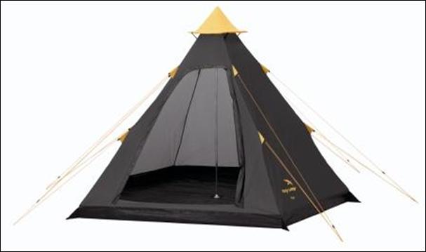 Палатка Easy Camp TIPI BLACK