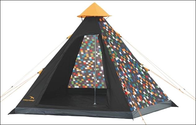 Палатка Easy Camp TIPI PIXEL