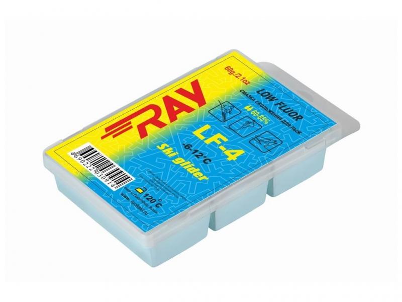 Парафин с содержанием фтора RAY (Луч) LF-4 -6°…-12°C