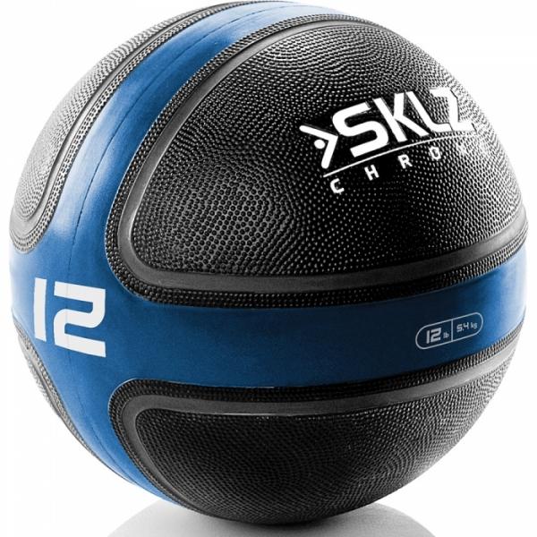 Тренировочный мяч (медицинбол) SKLZ Medicine 5.4 кг, арт. CRM-MB12-02