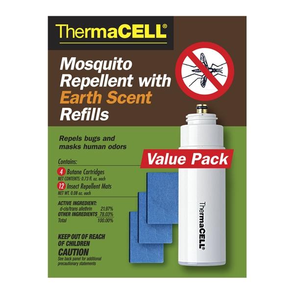 Набор запасной ThermaCELL Refills с запахом прелой листвы
