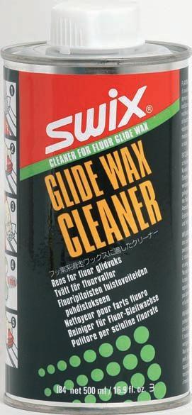 Смывка Swix для фторированных мазей 500ml