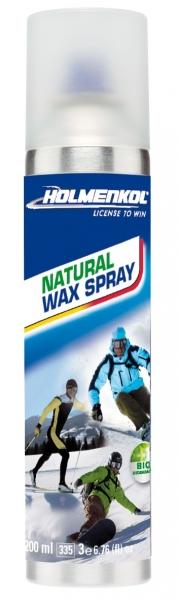 Мазь Holmenkol Wax Spray Ski & Board 200мл, арт. 24004