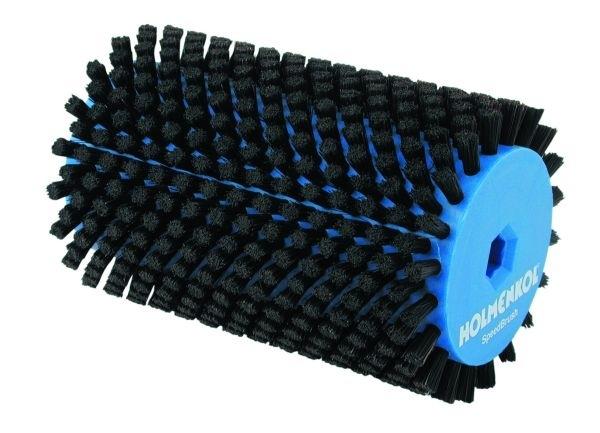 Роторная щётка Holmenkol SpeedBrush из конского волоса 120 мм