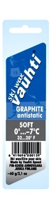 Парафин без содержания фтора VAUHTI CH L170 Graphite Antistatic  soft с графитом -0°C...-7°C