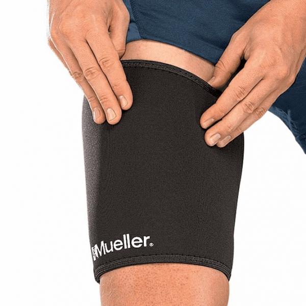 444 Thigh Sleeve Mueller, контурный бандаж на бедро