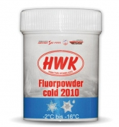 Порошок HWK Fluorpowder Cold 2010 -2/-16 °C